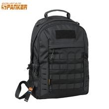 Excelente mochila táctica ELITE SPANKER para exteriores, bolsa deportiva del ejército, mochilas de Camping, senderismo, caza, viaje, Molle Bags