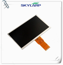 New 7inch LCD for Prestigio MultiPad ULTRA Plus PMP3670B 163*97MM lcd screen display tablet accessories replacement