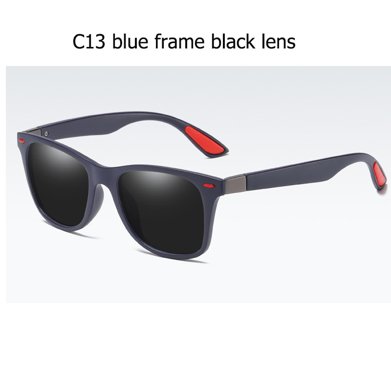 luxury Men Sunglasses Polarized  Mirror Comfort Sun Glasses Women italian eyewear brands Glare Shades trending products 2019