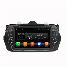 2 din 8″ Android 8.0 Octa Core Car DVD Multimedia GPS Navigation for Suzuki CIAZ 2015 2016 Radio Bluetooth WiFi USB Mirror-link
