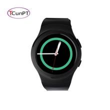 Heißer verkauf original no. 1 bluetooth smart watch sport full hd-bildschirm sim tf karte smartwatch für android ios pk samsung gear s2 DZ09