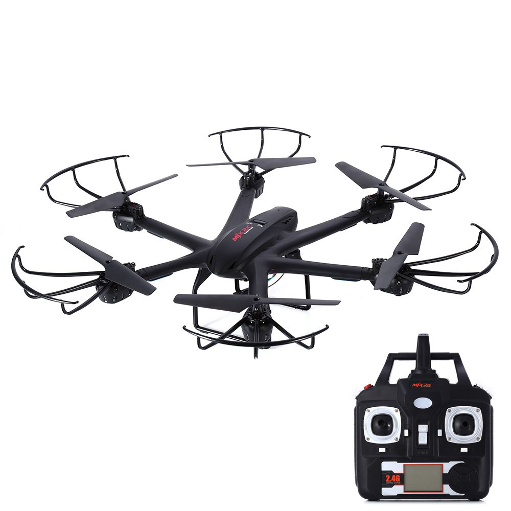ФОТО MJX X601H WiFi FPV 720P CAM Air Pressure Altitude Hold 2.4GHz / 4 Channel 6 Axis Gyro Hexacopter 3D Rollover with One Key Return