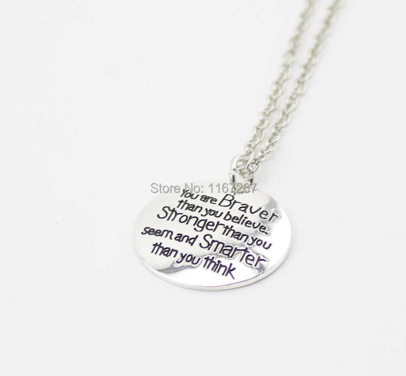 Braver Necklace