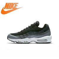 Original Authentic NIKE AIR MAX 95 ESSENTIAL Men's Running Shoes Trend Breathable Outdoor Sports Wear Comfortable 749766