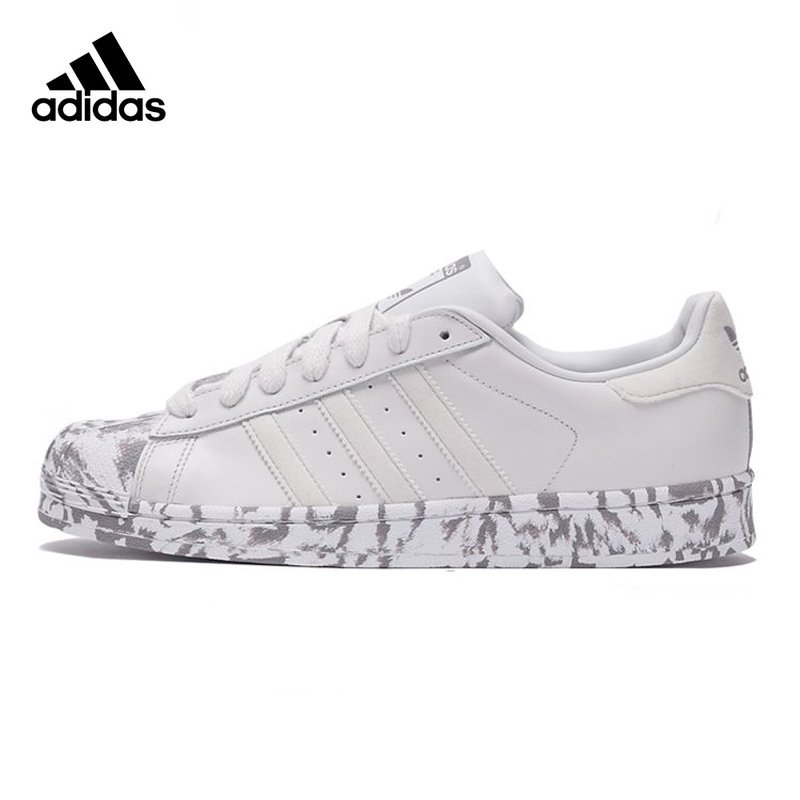 Original New Arrival Official Adidas Clover Men's Skateboard Shoes Classic Breathable Shoes Outdoor Anti-slip AQ4658 цена