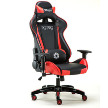 Caliente de la moda silla de la Computadora Silla CON LAS PIERNAS WCG Gaming RESTO