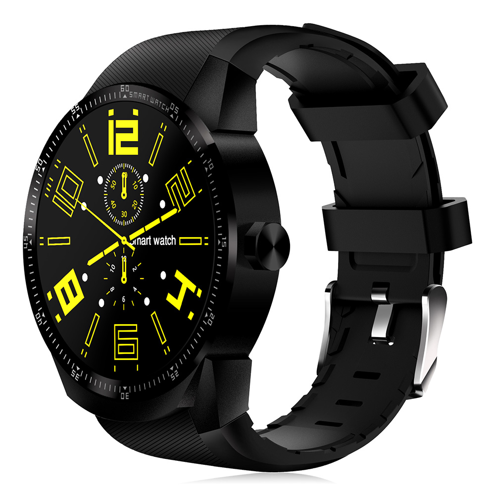 CACGO K98H Android Smart Watch Phone 1.3 inch MTK6572A GPS Smart Watch Men Heart Rate Monitor Bluetooth Smartwatch Waterproof uscamel binoculars optical military hd 8x42 10x42 high power telescope professional hunting outdoor telescope