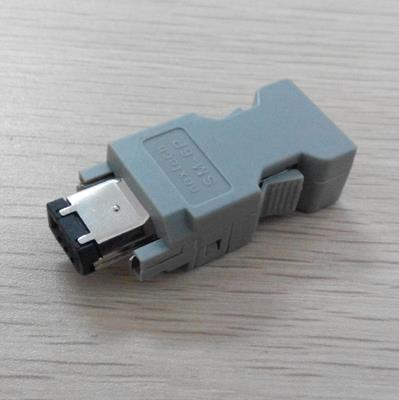 Aliexpress Com Buy Cn3 Encoder Connector 6 Pin Usb 1394