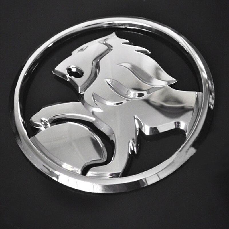 silver lion car logo