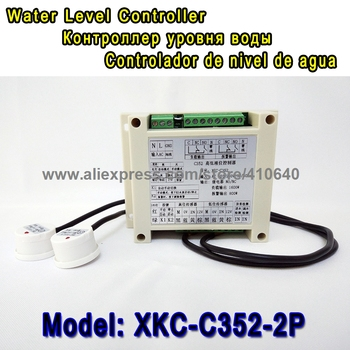 Non contact Liquid Level Floater Controller Water Tank Automatic Water Level Controller Water Level Detect System FROM FACTORY! bf kt4 besful adjustable visual level controller with 7 wire sensors digital level controller led water tank full water level