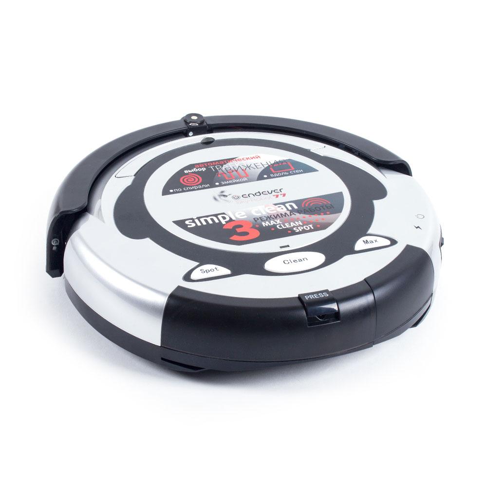 лучшая цена Robot vacuum Endever SkyRobot-77 79121