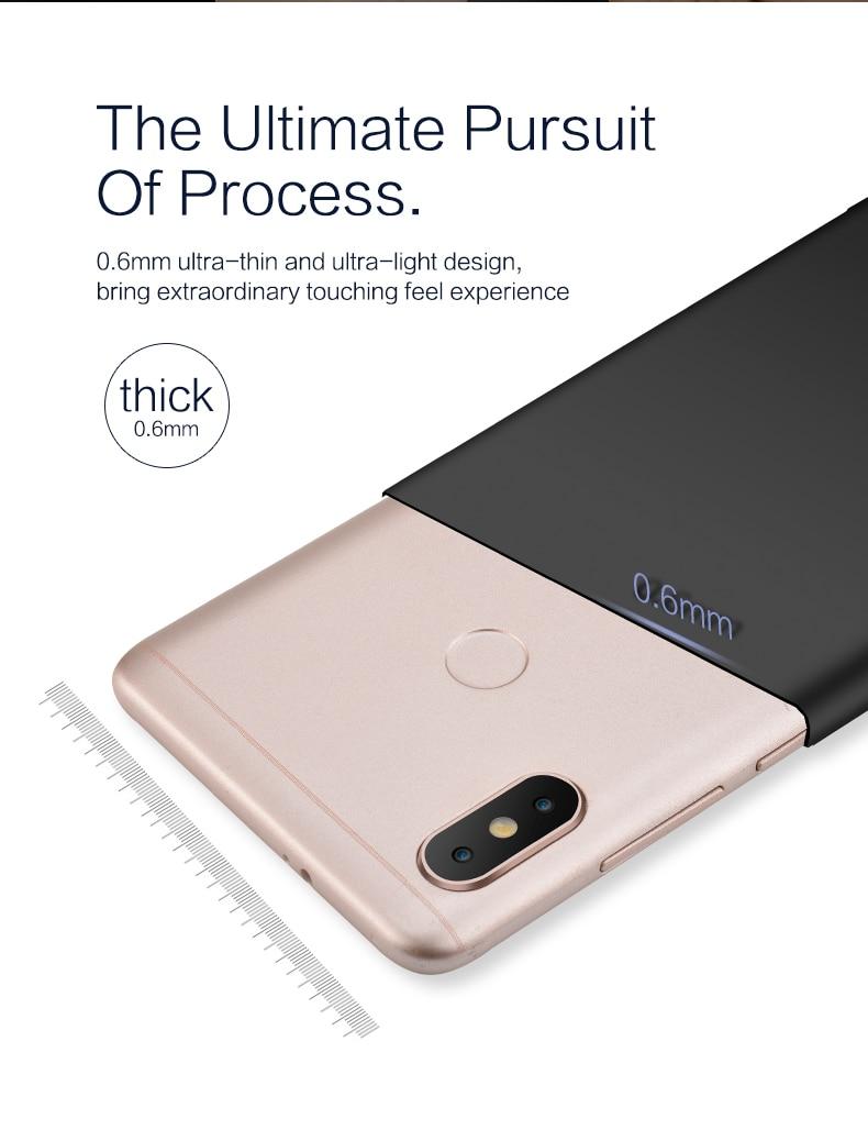 note 5 phone cases Silicone Case For Xiaomi Redmi Note 5 (3)