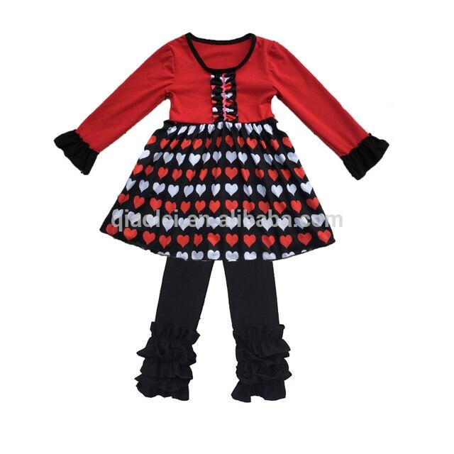 aadbb893b € 349.78 |Ropa de los niños al por mayor ee. uu. boutique remake del bebé  niñas día de san valentín del corazón ropa de diseño en línea en ...