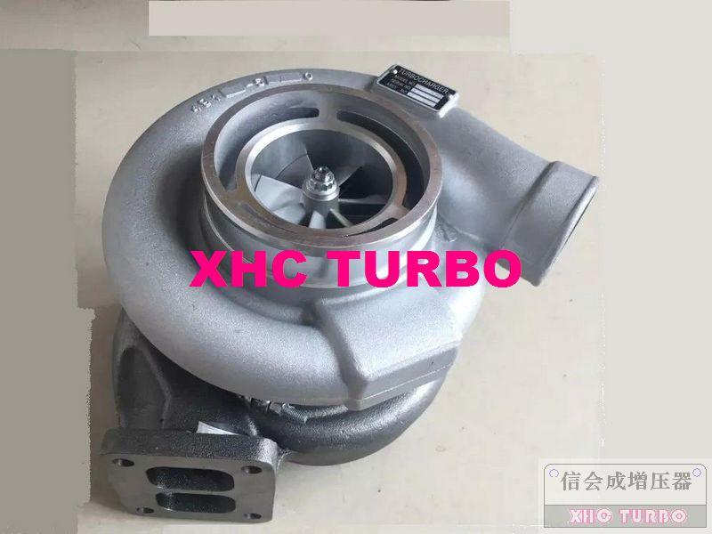 Nouveau véritable HHT TD08H 114400-3742 49188-01813 Turbo turbocompresseur pour HINO mélangeur camion ISUZU moteur diesel 6WF1 14L 265KW