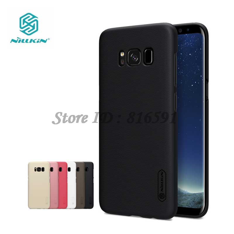 Nillkin Case For Samsung Galaxy S9 S8 Plus S10 Lite Frosted Shield PC Hard
