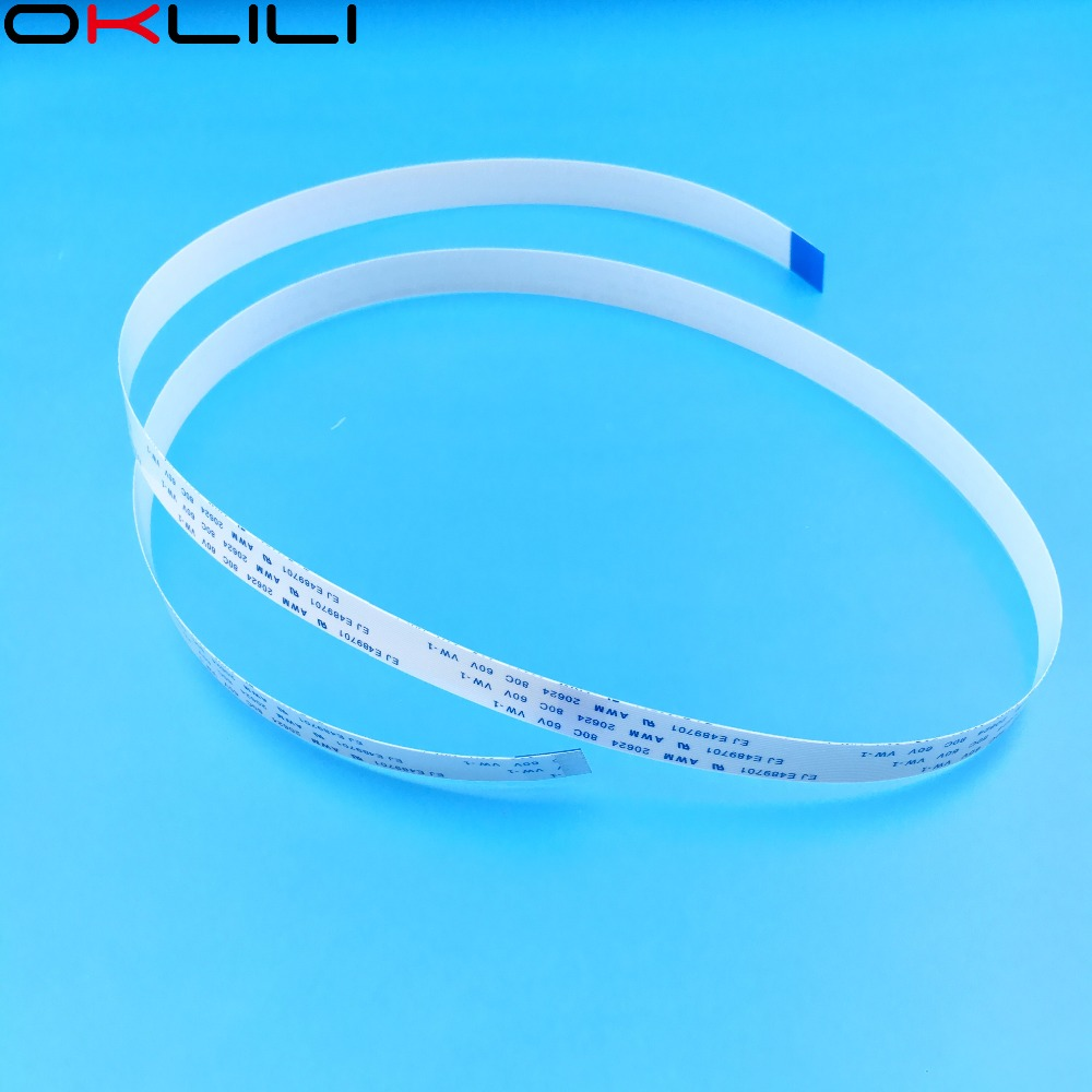 1PC C5F98-60104 RK2-6943 RK2-6943-000 Control Panel 22PIN Flex Flat Flexible Cable FFC for <font><b>HP</b></font> M402 M403 M426 M427 M252 M274 <font><b>M277</b></font> image