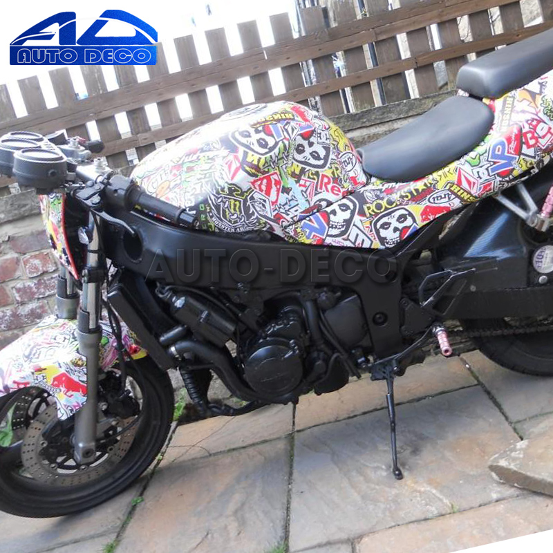 Popular Skull Vinyl WrapBuy Cheap Skull Vinyl Wrap Lots From - Vinyl wrap for motorcycle helmets