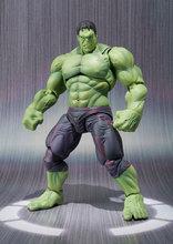 Avengers SHF S.H.Figuarts Hulk PVC Action Figure Collectible Model Toy 19cm