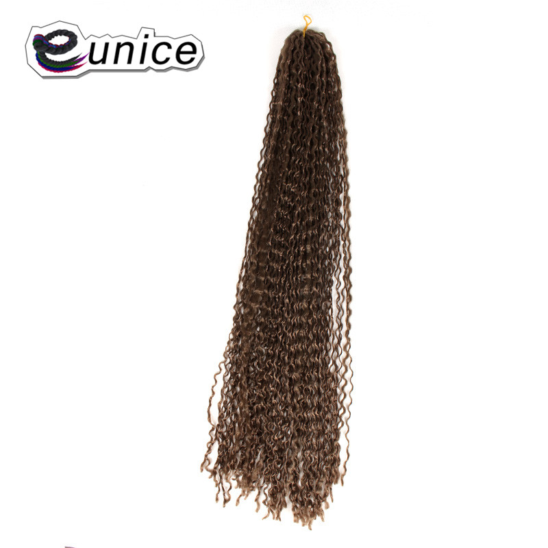 Eunice Synethtic Hair For Braid 24 5pcs Cro Knot Micro Zizi Hair