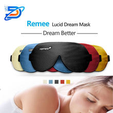 Remee Lucid Dream Mask Dream Machine Maker Remee Remy Patch Dreams Sleep 3D VR Eye Masks Inception Lucid Dream Control hombre(China)