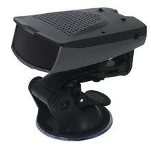 Low Price car detector E6 Car radar Voice Anti Radar Detector Russian/English Version 12V Voltage LED Display
