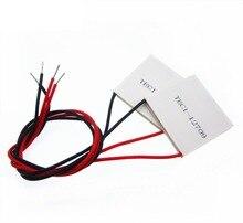 10 יח\חבילה TEC1 12709 12 v 9A TEC Thermoelectric Cooler אלקטריים 12709
