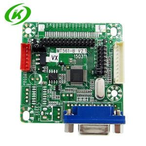 """Image 2 - MT6820 B MT6820B Universele LVDS LCD Montor Screen Driver Controller Board 5 V 10 """" 42"""" Laptor Computer Onderdelen DIY Kit Module"""