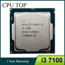 Processor Intel-Core 1151 I3 7100 3M Desktop Working 100-%