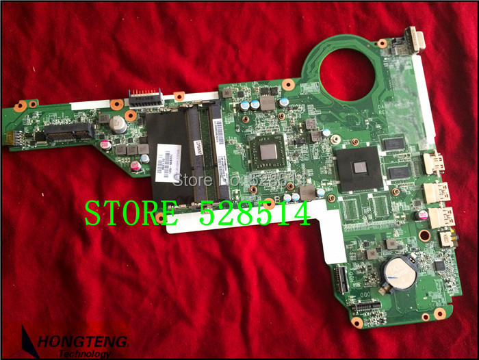 Laptop Motherboard For HP Pavilion 15 Series 722205-501 722205-001 DA0R76MB6D0 Mother board 100% tested OK 734826 001 laptop notebook motherboard system board 734826 501 for hp pavilion touchsmart 15 15 n a4 5000m series 100% tested