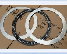 Thrust Needle Roller Bearing With Two Washers    SIZE:internal diameter 293mm, external diameter 350mm, thickness 10MM