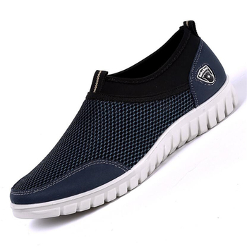 Breathable Mesh Men's Footwear 1