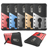 cell Phone Case For ZTE Z Max Pro Z981 Luxury Dual Shockproof TPU + PC Strong Hybrid Cover Cases For ZTE Z981 Capa