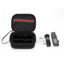 DJI OSMO POCKET Accessories Portable Storage Case Carrying Bag Waterproof Hard Shell Handbag DJI OSMO Pocket Handheld Gimbal все цены