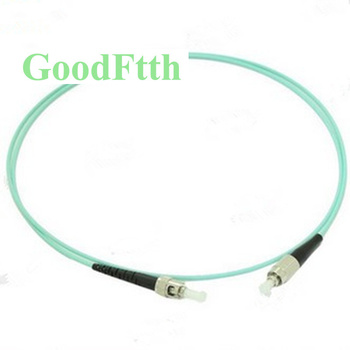 Fiber Patch Cord Cable FC-ST ST-FC Multimode OM3 Simplex GoodFtth 20-100m armoured armored patch cord fc lc lc fc multimode om3 50 125 duplex goodftth 20 100m