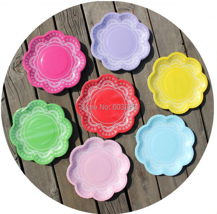 210PKT X 7 COLOR Lovely Doily Lace Scallop Shaped Paper Plates 8inch in Candy Pink Hot Pink RedBlue Green Yellow and Lavender on Aliexpress.com | Alibaba ...  sc 1 st  AliExpress.com & 210PKT X 7 COLOR Lovely Doily Lace Scallop Shaped Paper Plates 8inch ...