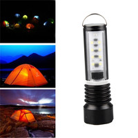 LED Portable Lantern Outdoor Camping Hiking Lamp Light Camping Lantern Tent Lanterns