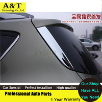 JGRT Chrome Rear Window Wiper Cover Trim For 2013 2014 2015 Frod Escape Kuga New High