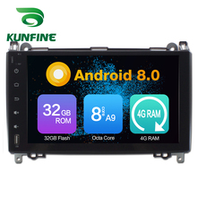 Octa Core 4GB RAM Android 8 0 Car DVD font b GPS b font Navigation Multimedia