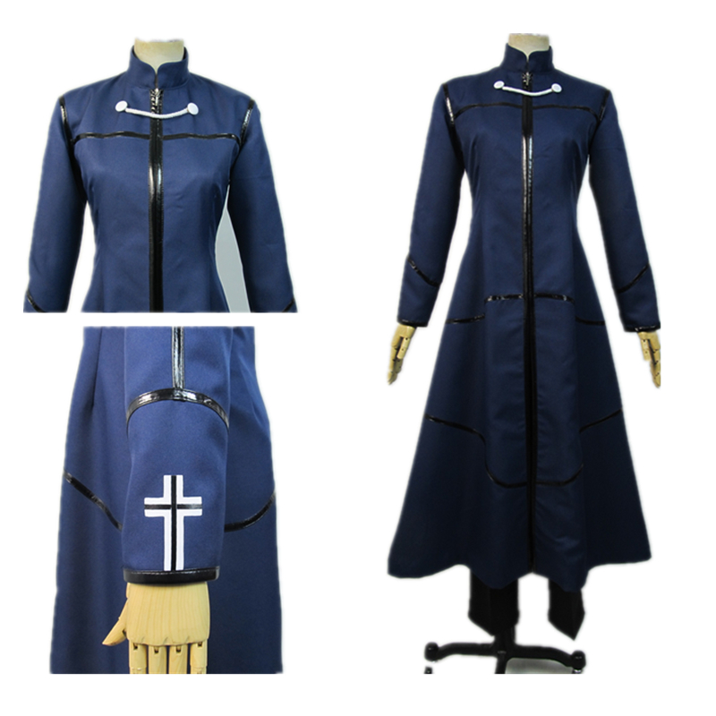 Costumes & Accessories Women's Costumes Honest Anime Fate Zero Kayneth El-melloi Archibald Cosplay Costume Easy And Simple To Handle