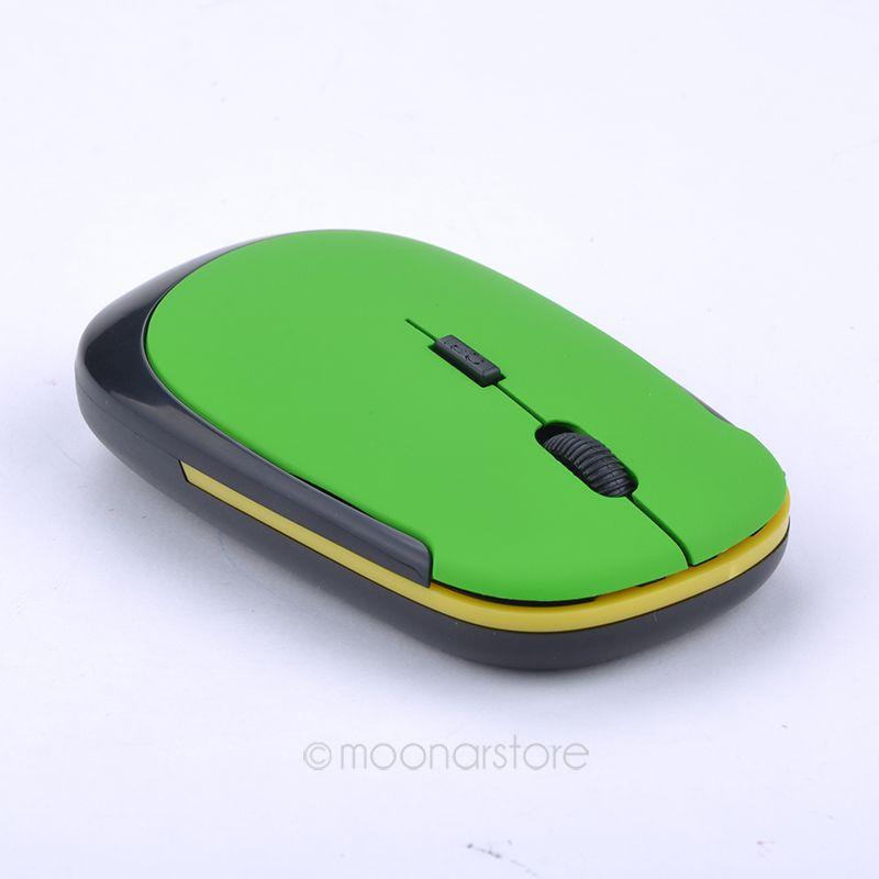 2018 U-förmigen Pc Mäuse 2,4 Ghz Drahtlose Maus 1600 Dpi Optische Maus Für Computer Laptop Drahtlose Maus Weitere Rabatte üBerraschungen