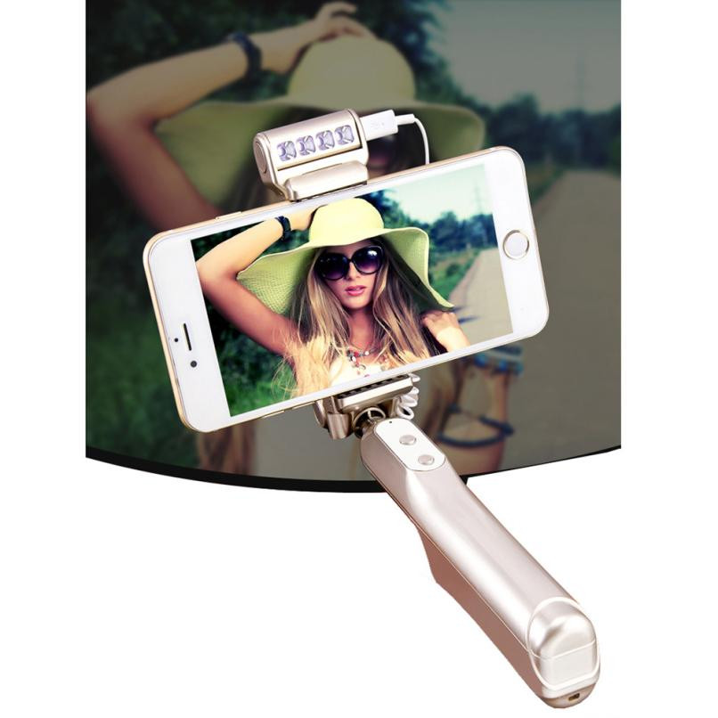 Bluetooth Selfie Stick Extendable Handheld Monopod W Filling LED Light for Google Nexus 4 5 6 6P Pixel/Pixel XL LG G5 E980 D820 yoursfs brand luxury wedding engagement rings for women anel ballshape austria crystal 18 k rose gold plated aaa cubic zirconia g