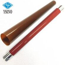 1Set X proche de la qualité dorigine OEM revêtement rouleau de fusion supérieur + Film de fusion pour Xerox 242 250 252 C550 560 5580 6680 700 750i C75