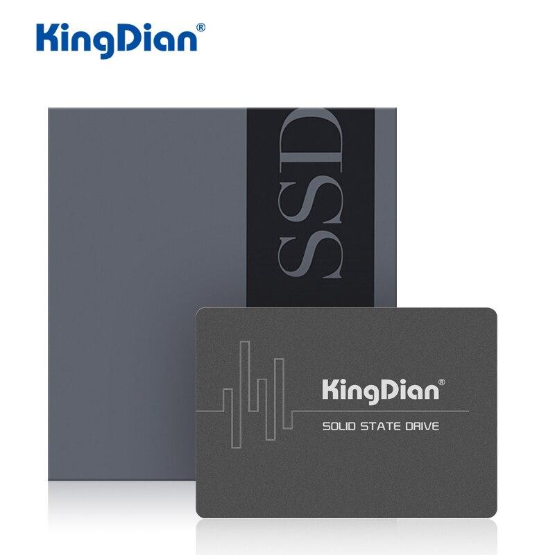 1TB SSD KingDian 240 gb 120gb HD 3 Disco Rígido SSD SATA III 2.5