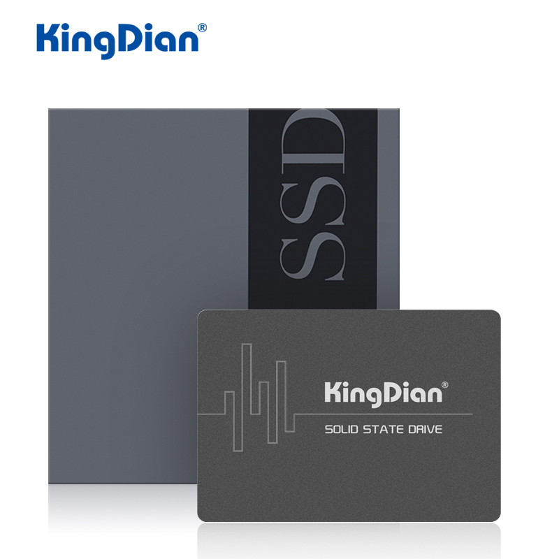 KingDian SSD 1 to 240 gb 120gb HD SSD SATA III 3 disque dur 2.5 SSD 128gb 256gb 512gb disque dur interne hdd 480gb
