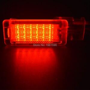 Hopstyking 2 шт. светодиодный светильник без ошибок для VW Golf 5/6 ЭОС Гольф плюс Джетта Passat CC EOS Scirocco Tourage Sharan белый/синий/красный