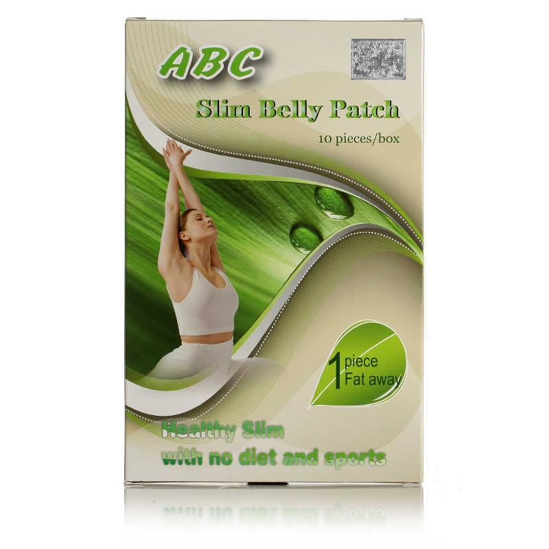 (3 ボックス供給) abc パッチ磁気ダイエットパッド失う重量高速脂肪を燃焼 100% 実効送料無料