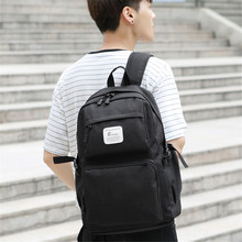 Middle And High School Female Students backpack College Wind Korean Tidal Backpack Schoolbag Travel Custom LoGo
