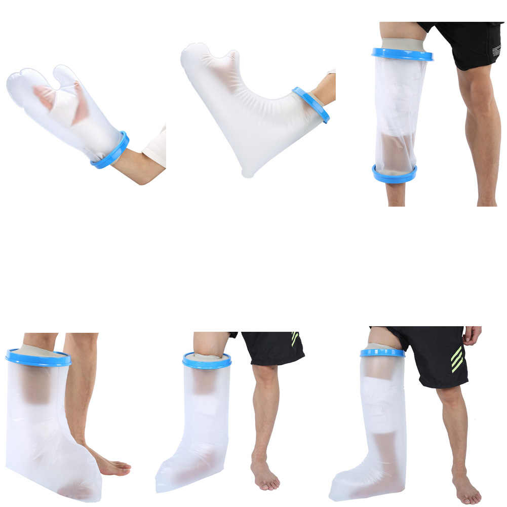 Waterproof Adult Sealed Cast Bandage Protector Wound