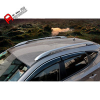 For Mazda CX 5 CX5 2013 2014 2015 Details about Rack Roof Rails Bars Cover Decoration Trim