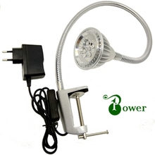 5W LED CLAMP ON BENCH LIGHT